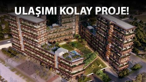 İnistanbul Lokal, şehrin tam da merkezinde yükseliyor