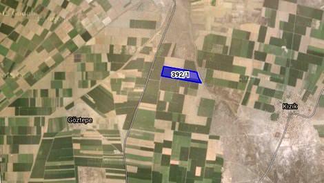 Kızık Köyü'nün haritası