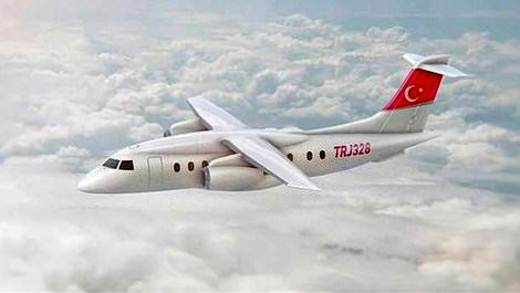 İlk yerli yolcu uçağı