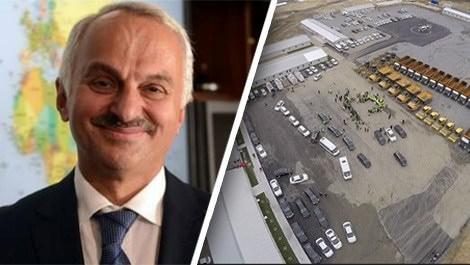 '3. havalimanı İstanbul'u lider konuma getirecek'
