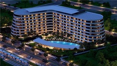 Golden Suite otel hizmeti sunuyor