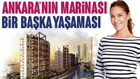 Hülya Avşar'ın Marina Ankara'sında 258 bin liraya