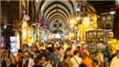 Mısır Çarşısı'ndaki dükkanlar 7 bin 500 liraya kiralanmış