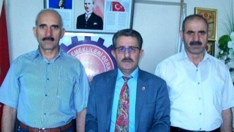 TOKİ  Elazığ konutları için başvuruda bulunan şube üyeleri
