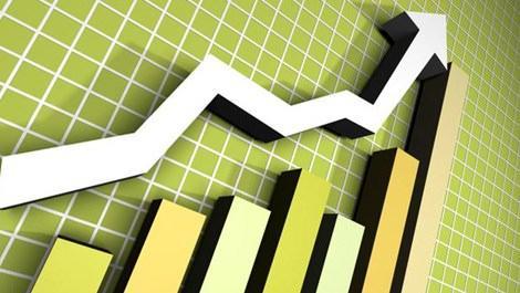 Türkiye ekonomisini gösteren grafik