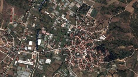 Yalova Kadıköy'ün haritası