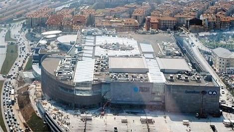 Marmara Forum'un genel görüntüsü