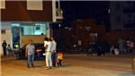 Antalya'da 5.2 büyüklüğündeki deprem korkuttu