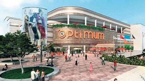 İzmir Optimum AVM'nin 2. Etap çalışmaları başladı