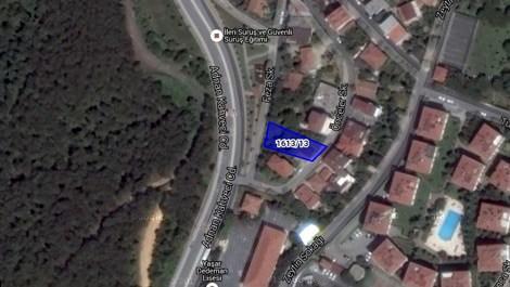 Sarıyer Ferahevler'de İBB arsa satıyor