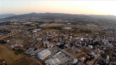 İzmir Menderes'in genel görüntüsü