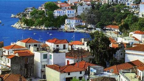 Yunanistan gayrimenkul sektörü