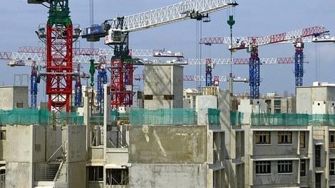 İstanbul'da ilk 6 ayda 58 bin 388 binaya  ruhsat verildi