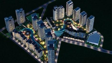 Bulvar İstanbul sosyal alanları ile öne çıkıyor