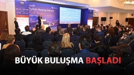 Körfez yatırımcısı ile Türk inşaatçılar bir arada!