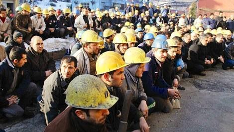 Taşeron işçileri topluluğu