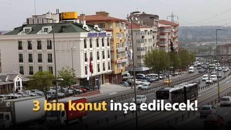 TOKİ'den Avcılar'a Emekliler Mahallesi!