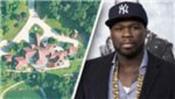 50 Cent evini satamadı, fiyatı düşürdü!
