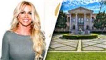 İşte Britney Spears'ın yeni sarayı!