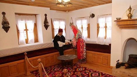 Ali Rıza Efendi anı evi