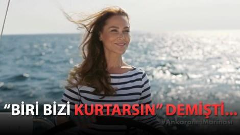 Hülya Avşar'lı Marina Ankara reklamı durduruldu!