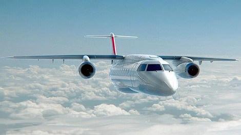 Türkiye'nin ilk bölgesel uçağı TRJet