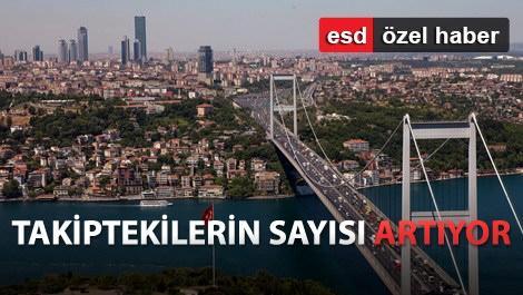 istanbul genel görünümü