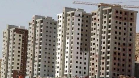 inşaatı devam eden 4 blok