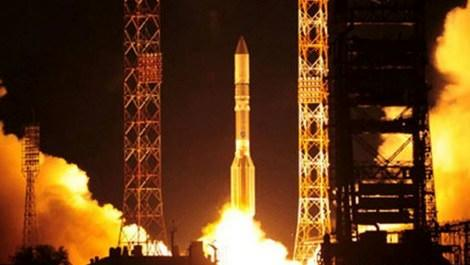 Türksat 4B uydusu uzaya fırlatıldı
