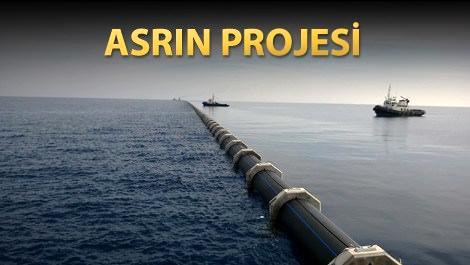 KKTC'ye su temin projesi açılıyor