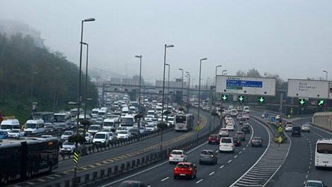 istanbul trafik