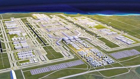 3. Havalimanı'nın enerjisine 42 milyon TL!