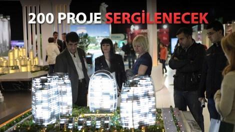 Konut projelerinden CNR Emlak Fuarı'na özel fırsatlar!