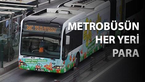 İETT 100 otobüsüne daha reklam alacak