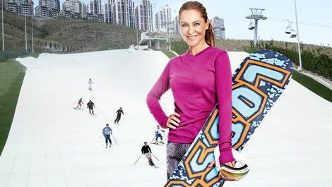 Altınoran'da 365 gün kayak keyfi başlıyor!