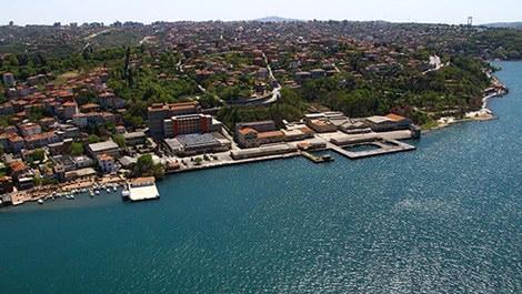 Zeytinburnu'nun denize nazır konutları