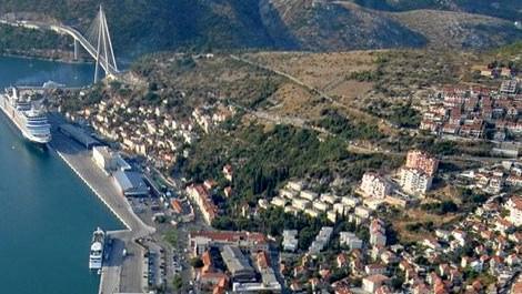Dubrovnik'teki Gruz Limanı