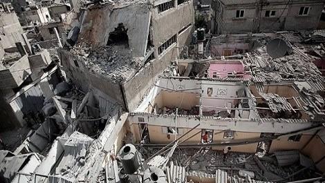 yıkılan evler
