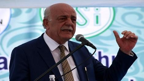 """""""İskenderun Feyezan Islahı ve Peyzaj Projesi"""" temel atma töreni"""