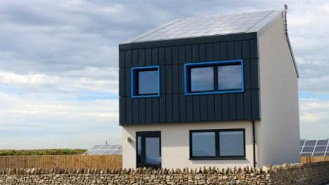 Geleceğin evleri sıfır karbonlu olacak!