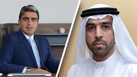 Gökhan İlgar ve Dawood Al Shezawi