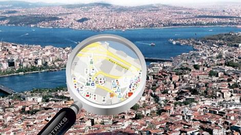 İstanbul'daki binalara büyüteçle bakmak
