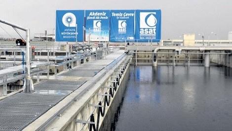 Antalya'da deniz artık daha temiz
