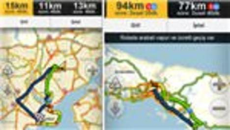 Yandex, ücretli yolları ve feribotları da bildirecek