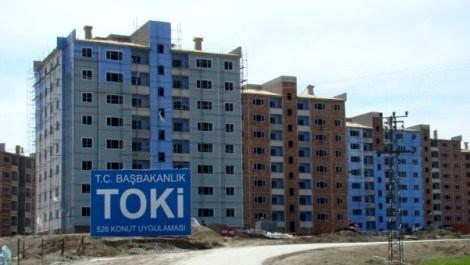 TOKİ'den Kayseri'ye ucuz konut müjdesi!