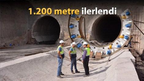 demiryolu tüneli