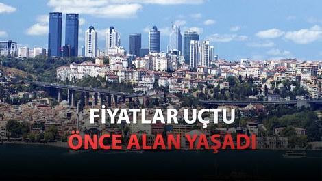 istanbul konut sektörü