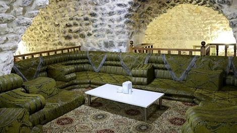 Şanlıurfa'daki tarihi hamam turizme kazandırıldı