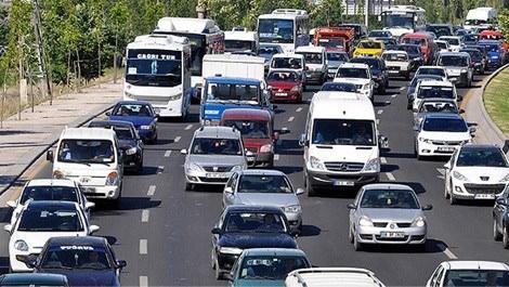 Ankara'da bazı yollar trafiğe kapatılacak!
