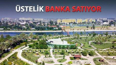 Adana'da 63 milyon dolarlık arsa satışta!